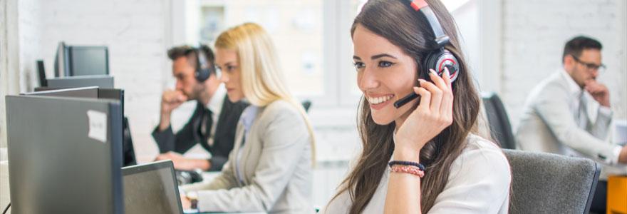 Trouver des informations utiles pour contacter les services clients d'une compagnie aérienne
